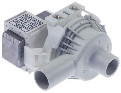 αντλία αποχέτευσης 30W 220-240 V ø εισόδου 24mm ø εξόδου 24mm 50Hz τύπος DPS25-303  HANNING