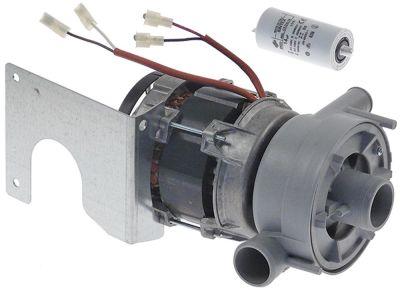αντλία ø εισόδου 42mm  ø εξόδου 37mm  τύπος LA50  230V 50Hz φάσεις 1 φάση 0.5kW Μ 225mm
