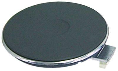 εστία ø 145mm 1500W 230V με πέτασμα δακτυλίων σύνδεσμος 4 βιδωτοί σφιγκτήρες