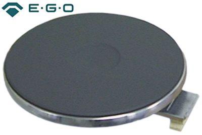εστία ø 300mm 3500W 400V με πέτασμα δακτυλίων 8mm