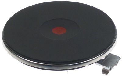 εστία ø 220mm 2600W 440V με πέτασμα δακτυλίων Οικιακά + επαγγελματικές κουζίνες