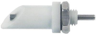 ηλεκτρόδιο στάθμης M10  συνολικό μήκος 56mm Μ αισθητηρίου 30mm