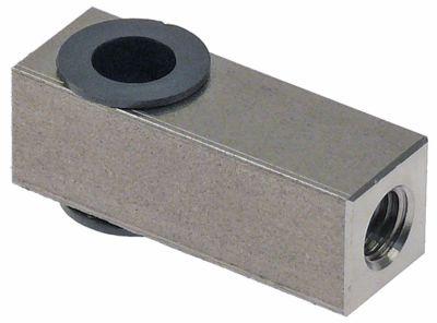 ρουλεμάν ø αναγν. 8mm σπείρωμα M8  θέση στερ. κατώτερο