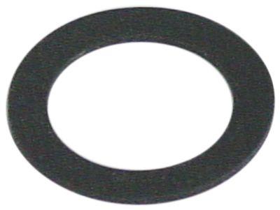 φλάντζα επίπεδη ελαστικό ΕΞ. ø 40mm ø αναγν. 28mm πάχος 1.8mm Ποσ. 1 τεμ.