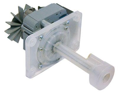 αντλία GRE  τύπος  - 100W 230V 50Hz ø εξόδου 14mm Μ 105mm κατεύθυνση περιστροφής δεξιά