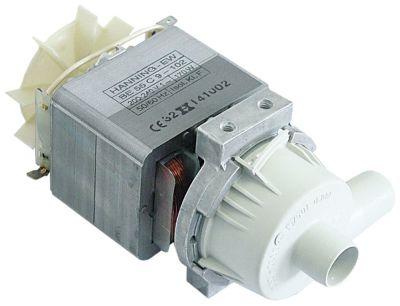 αντλία αποχέτευσης 170W 230V ø εισόδου 24mm ø εξόδου 24mm 50/60 Hz τύπος BE55C9-102  HANNING