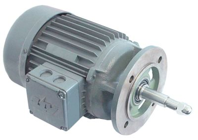 μοτέρ αντλίας ATB  τύπος RF0.55/4-7  550W 230/400 V 50Hz φάσεις 3 Μ 340mm W 140mm H 190mm