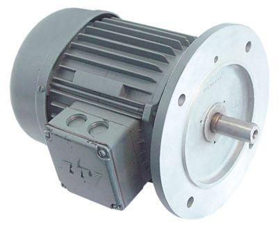 μοτέρ αντλίας ATB  τύπος RF0.75/4-7  750W 230/400 V 50Hz φάσεις 3 Μ 260mm W 200mm H 190mm