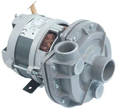 αντλία για Meiko ø εισόδου 45mm  ø εξόδου 40mm  230V τύπος 2256.1420 50Hz 0.7kW 1HP Μ 200mm