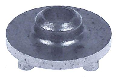σύνδεσμος ø 40mm διάμετρος άξονα 10/11mm