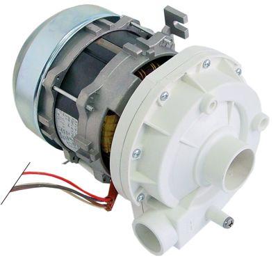 αντλία ø εισόδου 45mm  ø εξόδου 40mm  τύπος ZF320VSX 230V 50Hz φάσεις 1 φάση 0.6kW 0.8HP