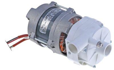 αντλία ø εισόδου 28mm  ø εξόδου 26mm  τύπος ZF131DX 230V 50Hz φάσεις 1 φάση 0.2kW 0.3HP