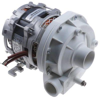 αντλία ø εισόδου 45mm  ø εξόδου 38mm  τύπος ZF290SX 230V 50Hz φάσεις 1 φάση 0.7kW 0.9HP
