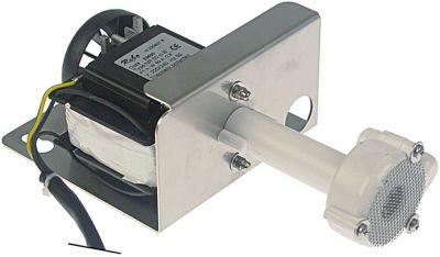 αντλία REBO  τύπος NR50  60W 230V 50Hz ø εξόδου 17mm Μ 110mm