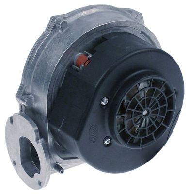 ανεμιστήρας ψύξης 230V τάση AC  50Hz 100W H1 180mm Μ1 175mm ø D1 50mm Π1 116mm Π2 40mm H2 45mm