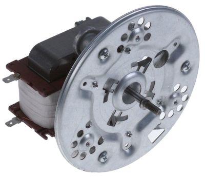 ανεμιστήρας ζεστού αέρα 220-240 V 55W 50/60 Hz Μ1 70mm Μ3  -mm Μ4 87mm FIME  τύπος L25R7795