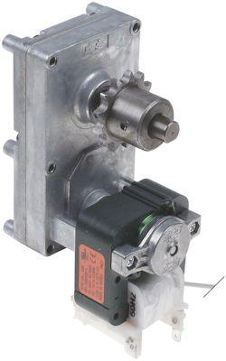 μειωτήρας SPG  τύπος K225  230V 50/60 Hz 2/2,5 σαλ ø άξονα 11x12 mm Μ 150mm W 130mm H 90mm