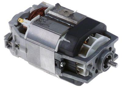 μοτέρ για μπλέντερ μπαρ 220V 450W 50Hz 18000σαλ σπείρωμα M6S  ø άξονα 8mm απόσταση στερέωσης 36mm