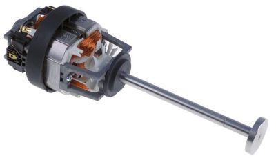 μοτέρ για μπλέντερ μπαρ 230V 100W 50/60 Hz 14000σαλ ø άξονα 18mm μήκος άξονα 143mm H 83mm