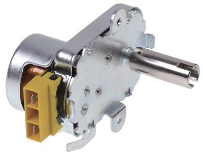 μειωτήρας 12W 230V 50Hz 2σαλ ø άξονα 16mm Μ 111mm W 60mm H 45mm τύπος 981 METEOR