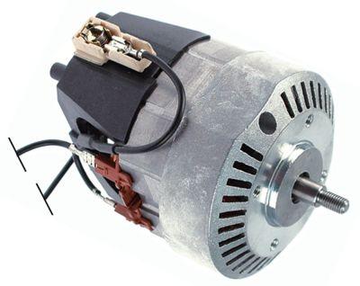 μοτέρ για μπλέντερ μπαρ 230V 200W 50Hz ø άξονα 7mm H 90mm Μ 130mm W 90mm
