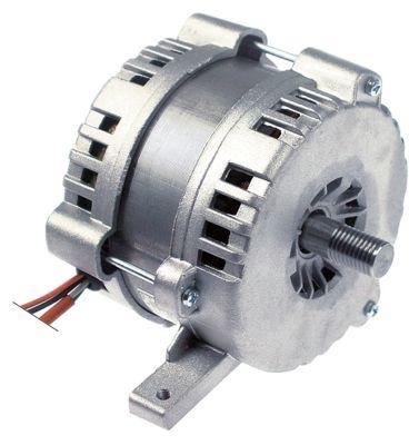 μοτέρ 230V φάσεις 1 φάση 50Hz 1380σαλ ø άξονα 15mm μήκος άξονα 28mm ø 115mm H 92mm