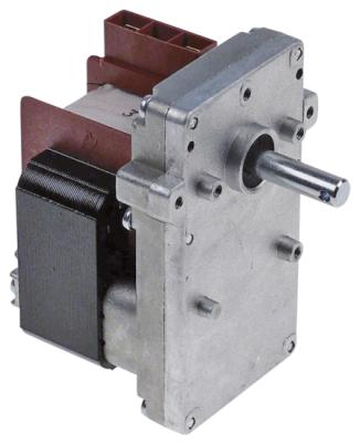 μειωτήρας KENTA  τύπος K9115153  28W 230V 50Hz 5σαλ ø άξονα 9mm Μ 108mm W 59mm H 76mm