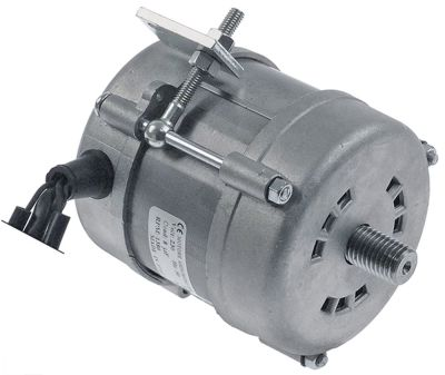 μοτέρ 230V 110W φάσεις 1 φάση 50Hz 1380σαλ ø άξονα 15mm μήκος άξονα 22mm ø 93mm H 103mm