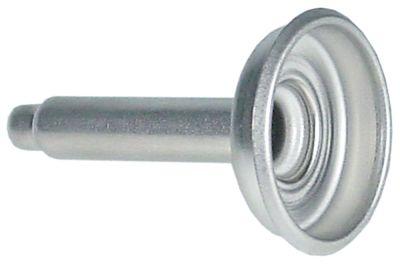 κεφαλή βρύσης για ηλεκτρομαγνητική βαλβίδα βάση για πηνία σωληνοειδούς