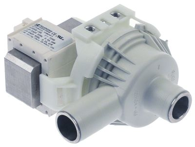 αντλία αποχέτευσης 38W 200-240 V ø εισόδου 24mm ø εξόδου 24mm 50/60 Hz HANNING  μέγ. 15min