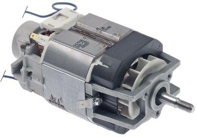 μοτέρ για μπλέντερ μπαρ 220V 450W 50Hz 800σαλ σπείρωμα M6S  ø άξονα 8mm απόσταση στερέωσης 36mm