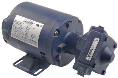 αντλία λαδιού PITCO  τύπος M4S14DH3B  248W 240V 50Hz ø εισόδου 23mm ø εξόδου 23mm Μ 330mm 1817l/h