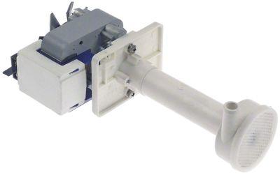 αντλία GRE  τύπος  - 100W 230V 50Hz ø εξόδου 13mm Μ 137mm κατεύθυνση περιστροφής αριστερά παγομηχανή