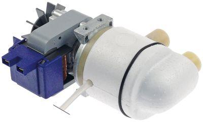 αντλία MIGEL  τύπος M01  100W 230V 50Hz ø εισόδου 23mm ø εξόδου 25mm Μ 200mm