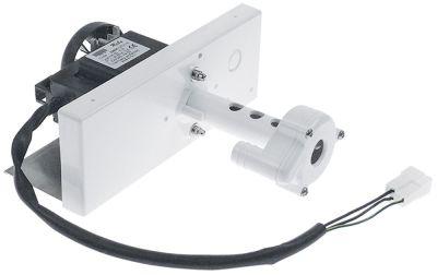 αντλία REBO  τύπος NR50  60W 220/240 V 50Hz ø εξόδου 12mm Μ 110mm
