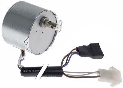 μειωτήρας τύπος 50KTYZ  6W 220-240 V 50/60 Hz 33/40 σαλ ø άξονα 7mm