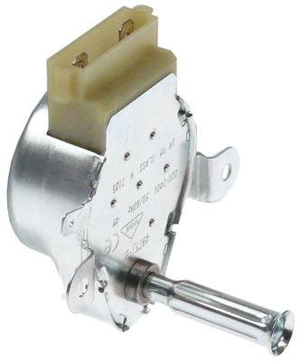 μειωτήρας TEMPOMATIC  τύπος T102/40CM-JT  4W 220/240 V τάση AC  50/60 Hz 2σαλ ø άξονα 9mm