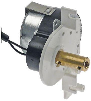 μειωτήρας 230V 40σαλ ø άξονα 12mm τύπος GB5F 15 κατεύθυνση περιστροφής δεξιόστροφα MECHTEX  50Hz
