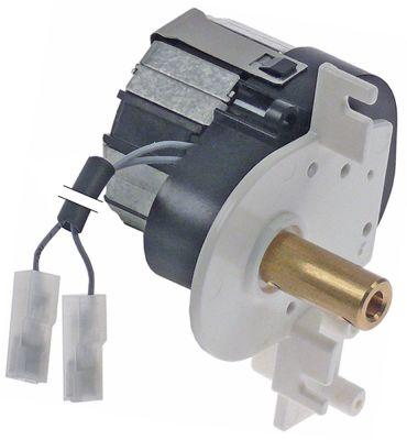 μειωτήρας 230V 40σαλ ø άξονα 12mm 3W για μηχανή παγακιών 50/60 Hz