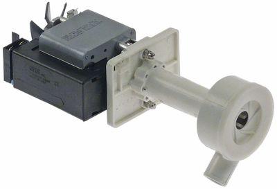 αντλία GRE  60W 230V 50Hz ø εξόδου 21mm Μ 110mm κατεύθυνση περιστροφής δεξιά για παγομηχανή
