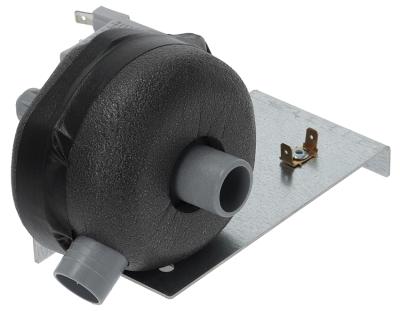 αντλία αποχέτευσης 30W 220-240 V ø εισόδου 24mm ø εξόδου 24mm 50Hz τύπος DPS25-383N  HANNING