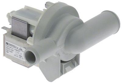 αντλία αποχέτευσης 30W 220-240 V ø εισόδου 30mm ø εξόδου 21mm 50Hz τύπος DPS25-429 HANNING