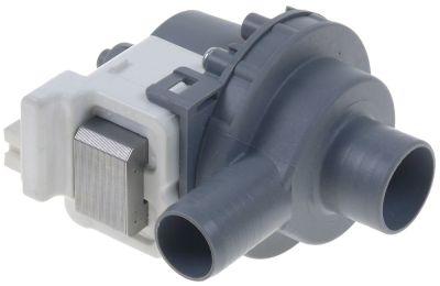 αντλία αποχέτευσης 30W 220-240 V ø εισόδου 30mm ø εξόδου 24mm 50Hz τύπος χρόνος λειτουργίας 10min