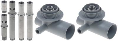 βοηθητικά εξαρτήματα βραχίονα πλύσης θέση στερ. κατώτερο κατάλληλο για WALO