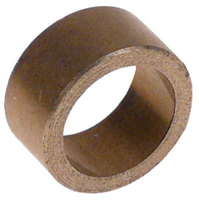 κύλινδρος ολίσθησης για μεντεσέ καπακιού ø αναγν. 15mm ΕΞ. ø 20mm H 10mm