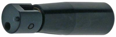 λαβή πτυσσόμενη ø 28mm συνολικό μήκος 85mm ø έδρας 20mm ø άξονα  -mm σπείρωμα M6  με πείρο