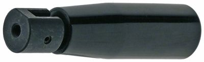 λαβή πτυσσόμενη ø 26mm συνολικό μήκος 102mm ø έδρας 20mm ø άξονα  -mm σπείρωμα M6  Μ 102mm