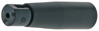 λαβή πτυσσόμενη ø 26mm συνολικό μήκος 85mm ø έδρας 20mm ø άξονα  -mm σπείρωμα M6  με πείρο