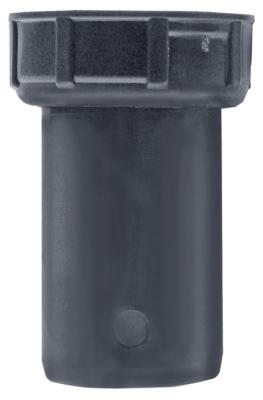 σύνδεσμος αποχέτευσης πλαστικό ευθύ σπείρωμα 1½