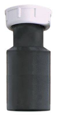 σύνδεσμος αποχέτευσης πλαστικό ευθύ σπείρωμα 1¼